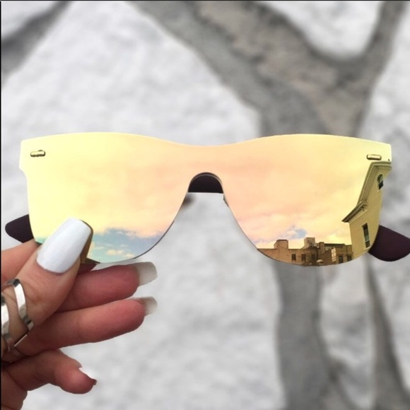 a5fa0d541c Topfoxx  Future Wife  Sunglasses in Gold